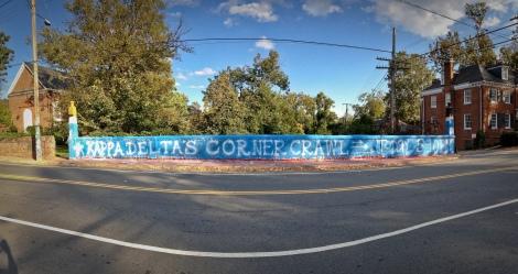 KAPPA DELTA'S CORNER CRAWL --> ToDay 5-10 PM