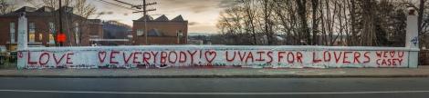 LOVE  ♡ EVERYBODY! ♡ UVA IS FOR LOVERS  WE ♡ U CASEY  THX B