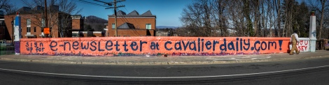 sign up for e-newsletter at cavalierdaily.com!