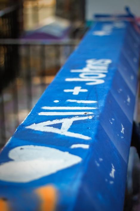 ♥, Alli + Johns (?)