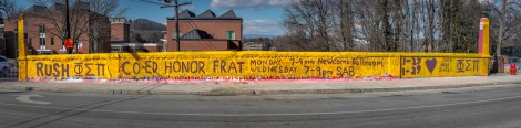 RUSH ɸΣπ  CO-ED HONOR FRAT  MONDAY 7-9pm  Newcomb Ballroom WEDNESDAY 7-9pm SAB  1-27  1-29 ♥ COOL NEAT SWELL ɸΣπ
