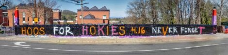 HOOS FOR HOKIES 4.16 NEVER FORGET